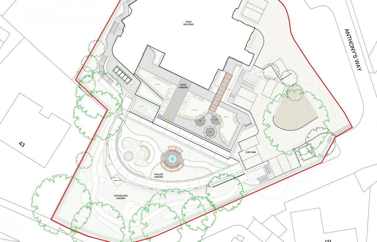Trepassey Care Home Redevelopment Landscape Masterplan