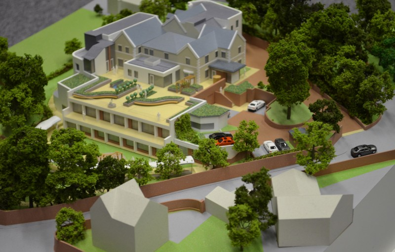 Trepassey Care Home Redevelopment Proposal Model