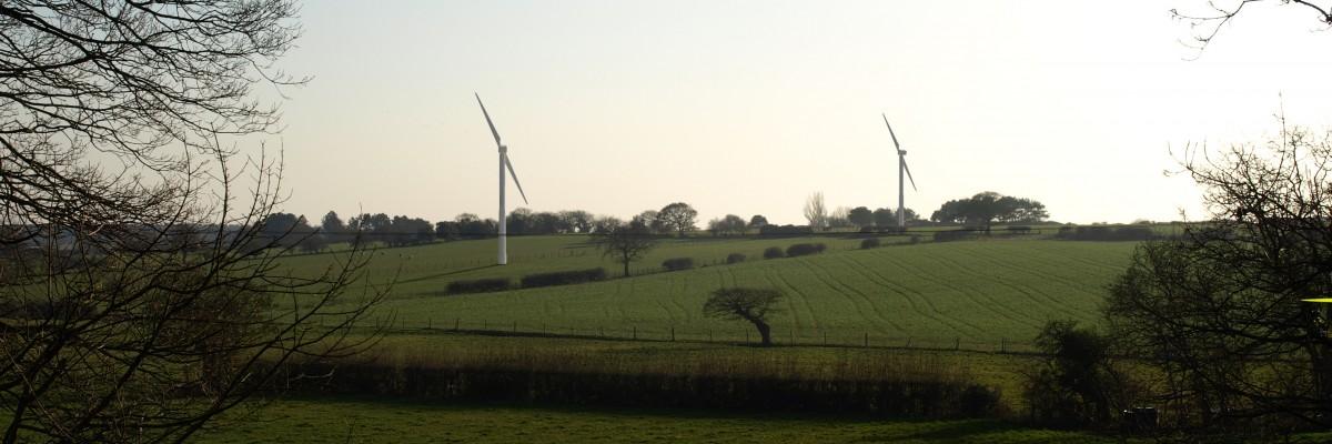 University of Liverpool, Proposed Wind turbine