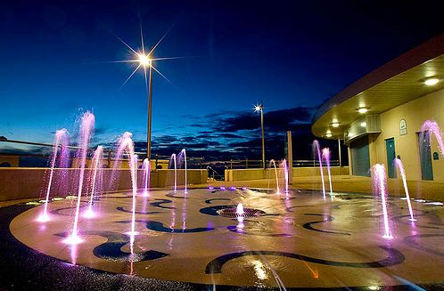 Cleveleys Fountain