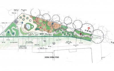 Hawarden High School Nature Reserve Masterplan