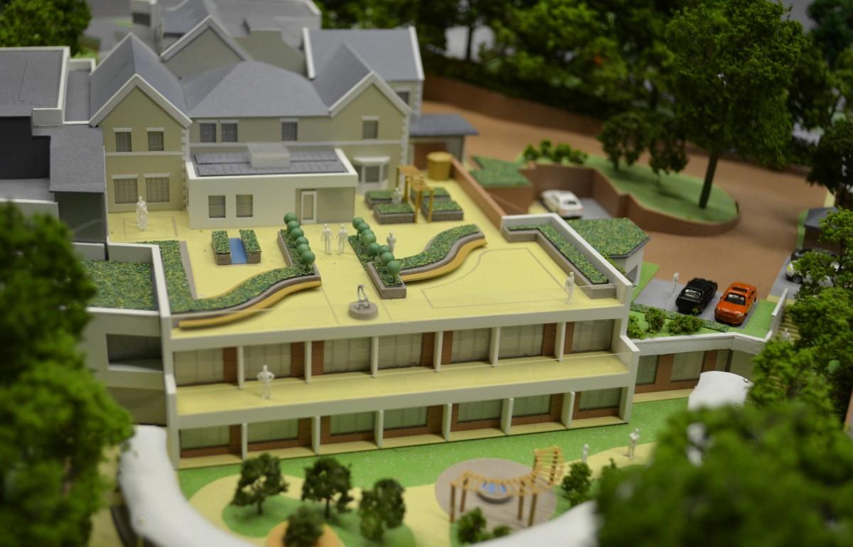 Trepassey Care Home Redevelopment Proposal Model