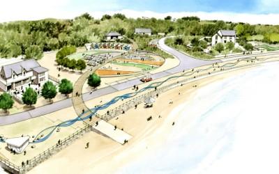 Anglesey Phase 2 Coastline Proposals, Artist impression