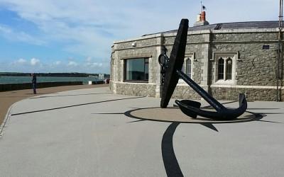Caernarfon Town Walls Public Realm